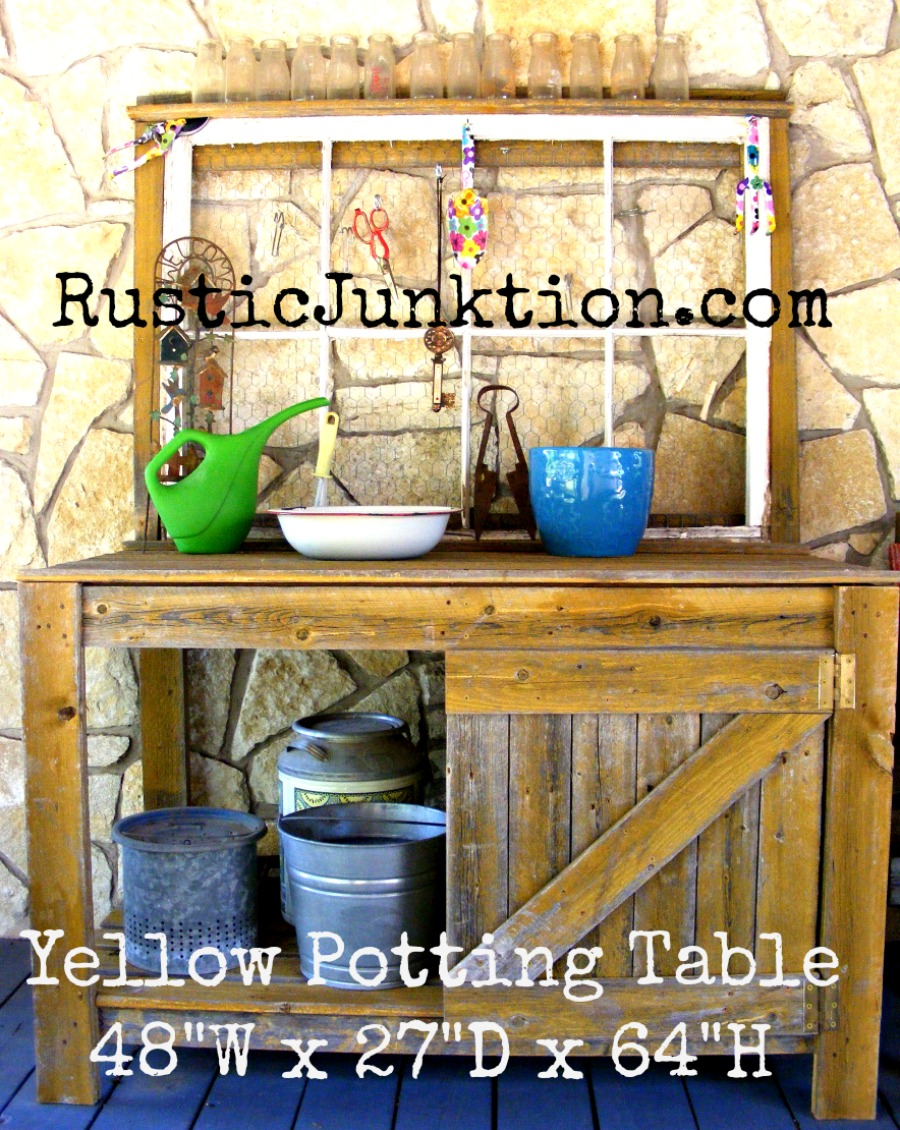 In Stock Rustic Junktion